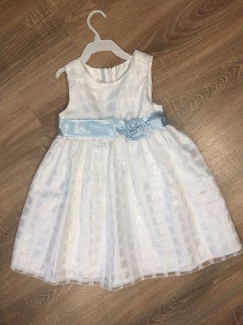 Нарядное платье на девочку American Princess