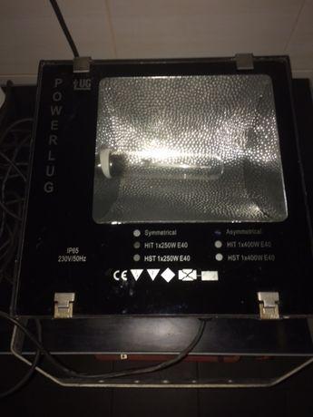 Halogen, naświetlacz Powerlug 250W