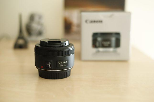 Canon EF 50mm f/1.8 STM (de 2020)