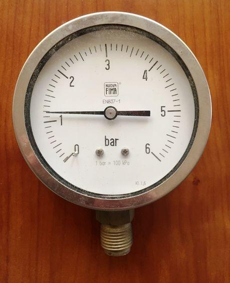 Manómetros Industriais Decorativos