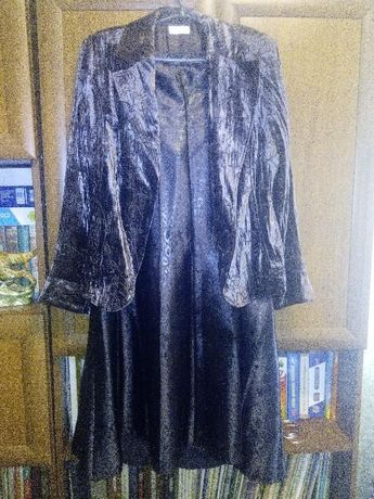 Женский костюм размер 48