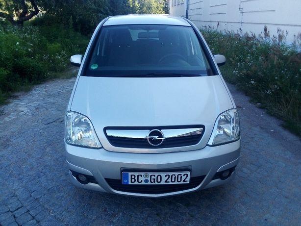 Opel Meriva 1,4 benzyna,90KM,z Niemiec,bardzo ładny stan,lift,2006 rok