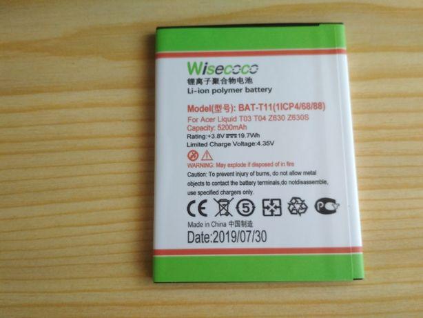 Bateria telemóvel acer BAT-T11, 5200mAh