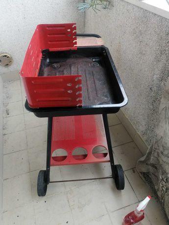 Barbecue a carvão