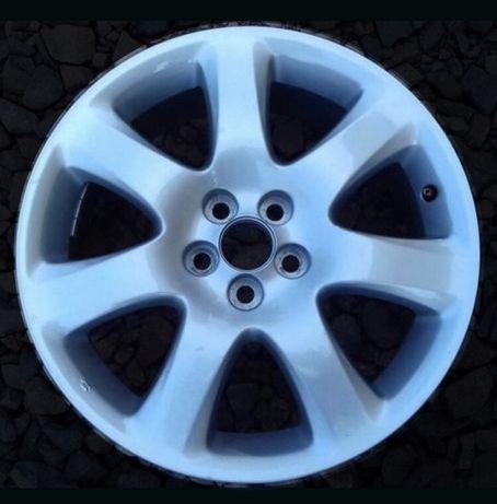 "Felga Oryginalna 17"" 5x100 Toyota, Aluminiowe"