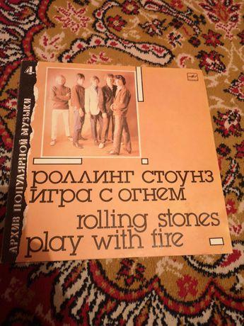 Płyta winylowa Rolling Stones play with fire