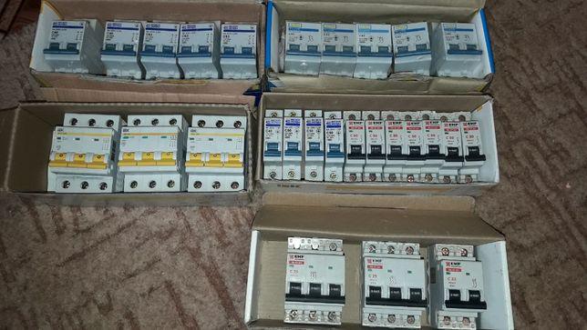 автоматический выключатель 25А, 32А, 40А, 50А, 63А, автомат защиты