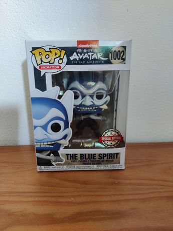 Funko Pop - Blue Spirit Avatar