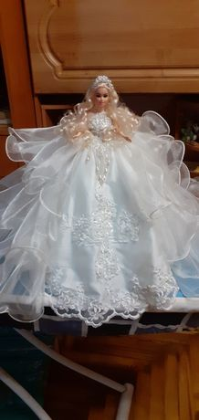 Кукла шкатулка( свадебная)