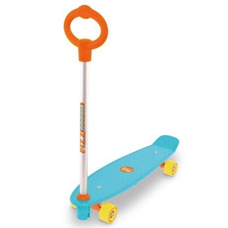Imaginarium Trotinete + skate 2 em 1 para crianças FIZZ ROOKIE