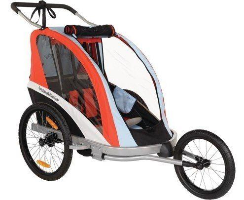 Przyczepka rowerowa WeeRide BUGGY GO 3w1 wózek i jogger