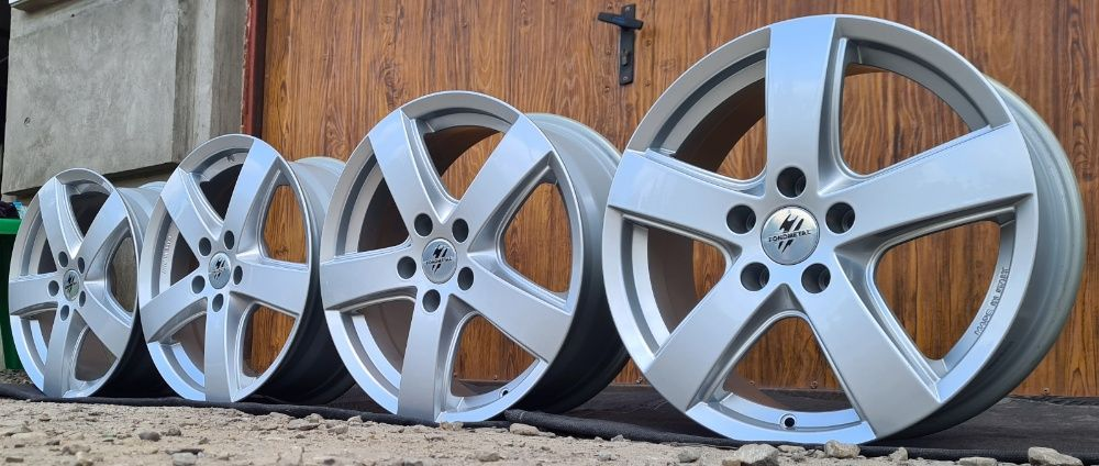 NOWE FELGI do Mazda/Kia/Toyota/Suzuki/Renault/Honda Civic 17x5x114,3 Limanowa - image 1