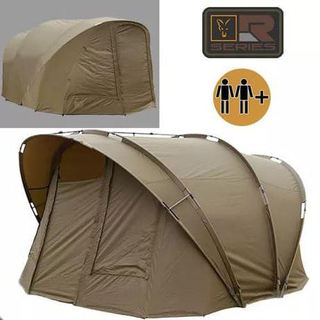 Карповые палатки Fox R Series 2 Man XL Bivvy Khaki