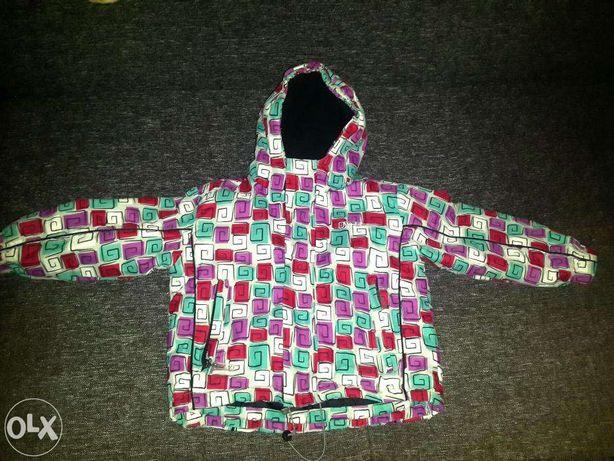 куртка дитяча, лижна куртка, детская одежда, зимняя куртка