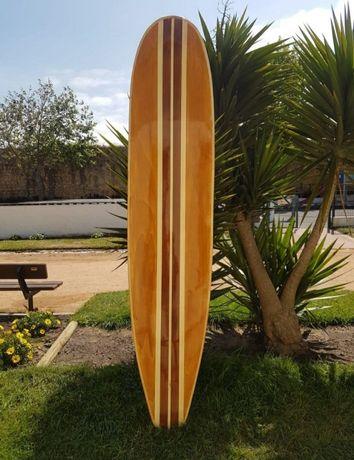 Prancha de surf para decoração para decorar o seu hall