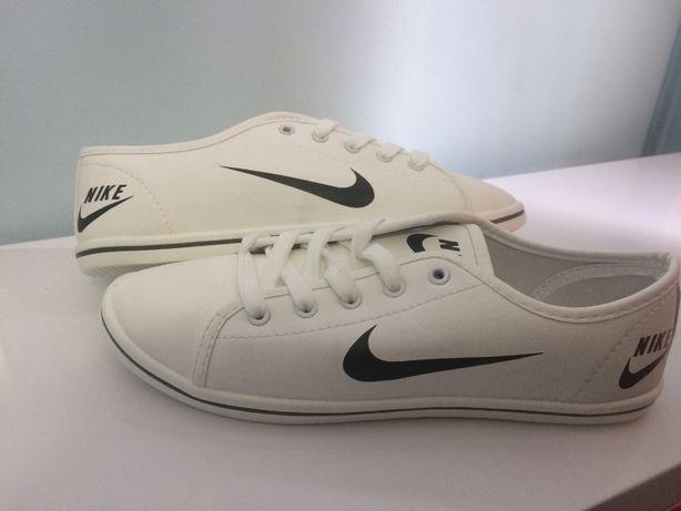 Buty Trampki Nike damskie Białe 36-40 Wysyłka Pobranie w 24H Polecam !