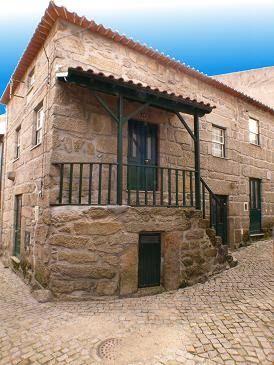 Turismo Rural Serra da Estrela - Casa da Palheira