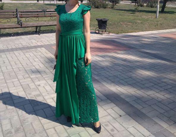 Красивое выпускное/вечернее платье!