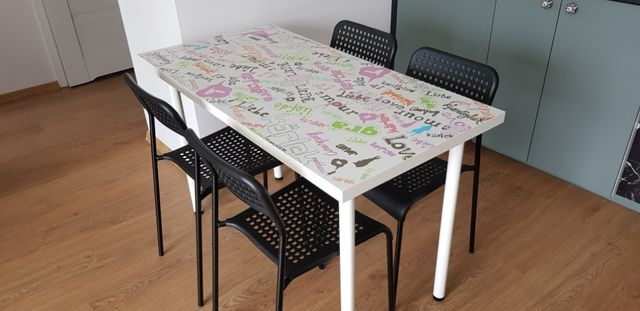 stół / biurko IKEA