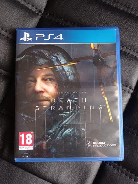 Игра Death Stranding на PS4 полностью на русском, оригинал
