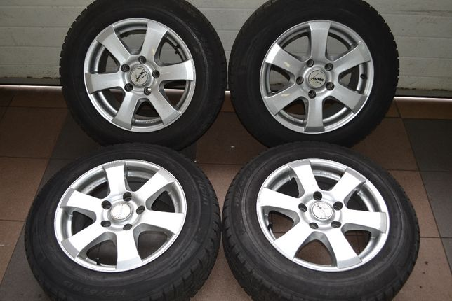 Felgi Aluminiowe BMW E36 E46 E87 E81 7J15 ET 42 5x120 nr. 1282