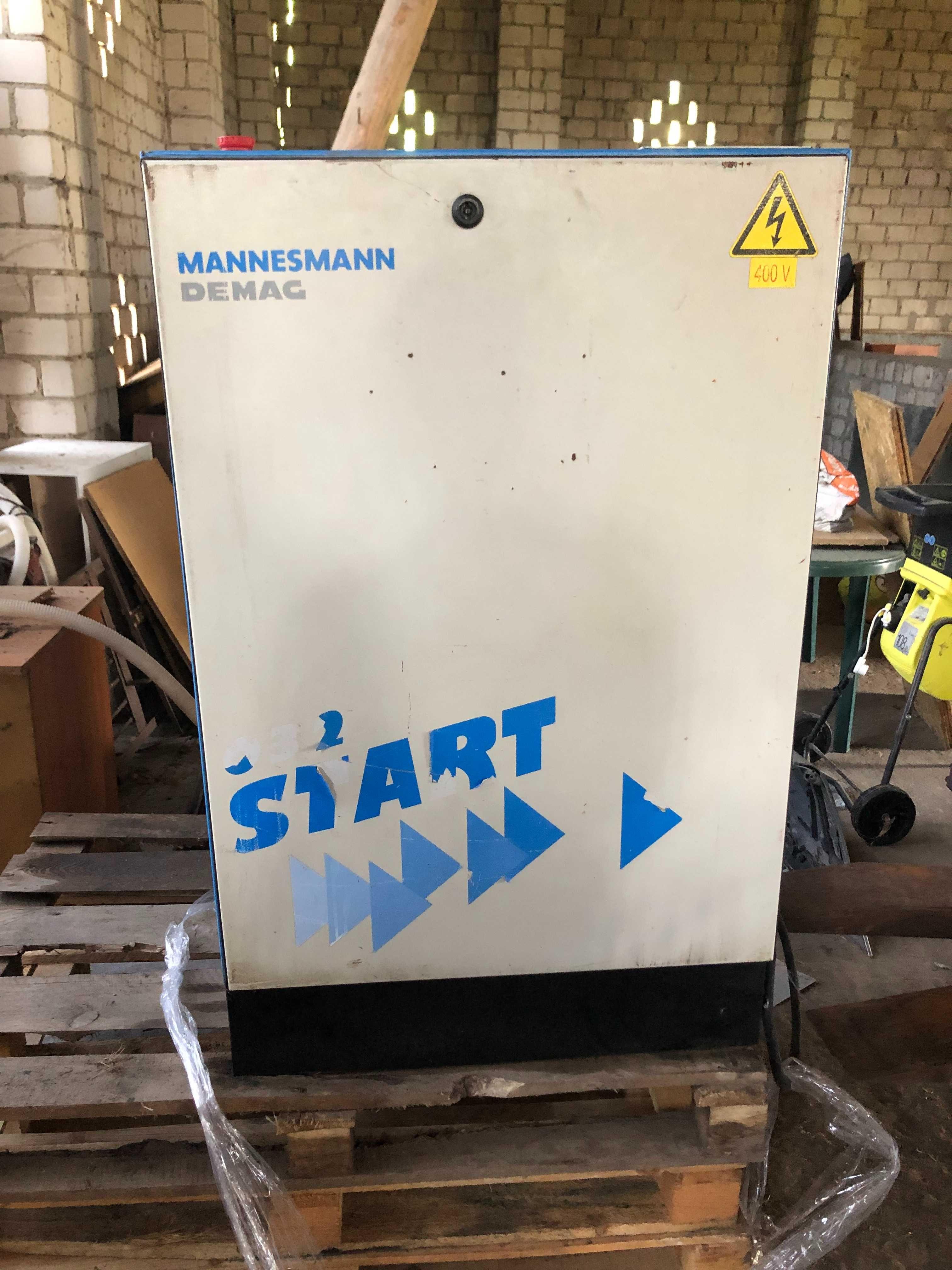Spręzarka śrubowa,kompresor Mannesmann Demag