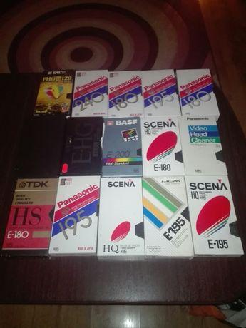 Kaseta Vhs kasety stare filmy