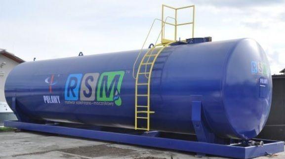 RSM roztwór saletrzano-mocznikowy 32% N