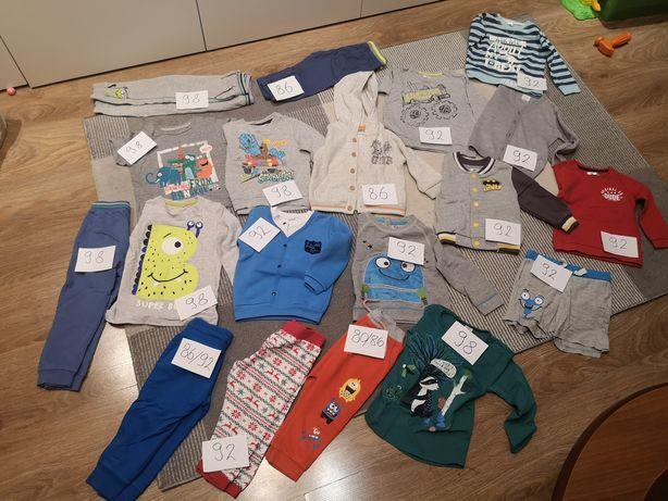 Ubrania chłopięce od rozmiaru 92