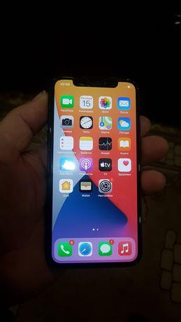 Айфон 10 . Не рабочий фейсайди