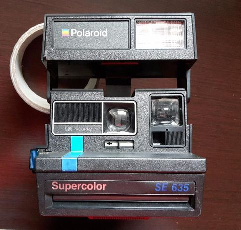 POLAROID SuperColor SE 635