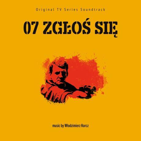 Włodzimierz Korcz–07 zgłoś się LP KOLOR folia , Limit