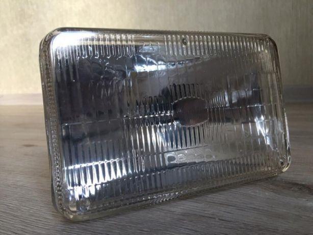 Лампофара американская комплект 4х6 стандарт. Фара. Headlights.