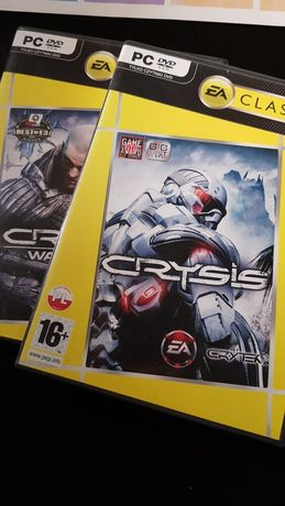 Crysis + Crysis Warhead PC Stan Idealny