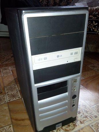Системный блок 2х2,7ГГц / 5Гб / 500 Гб / 8600GT