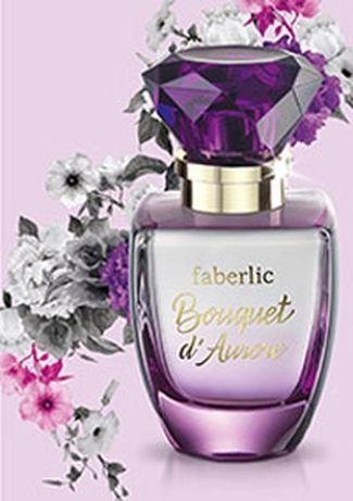 парфюмерная вода faberlic bouquet d'aurore
