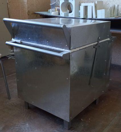 Муфельная печь для обжига керамики до 1250градусов