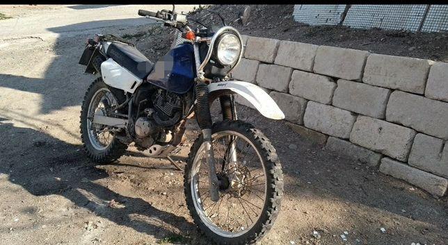 Suzuki DR200 Djebel 2001