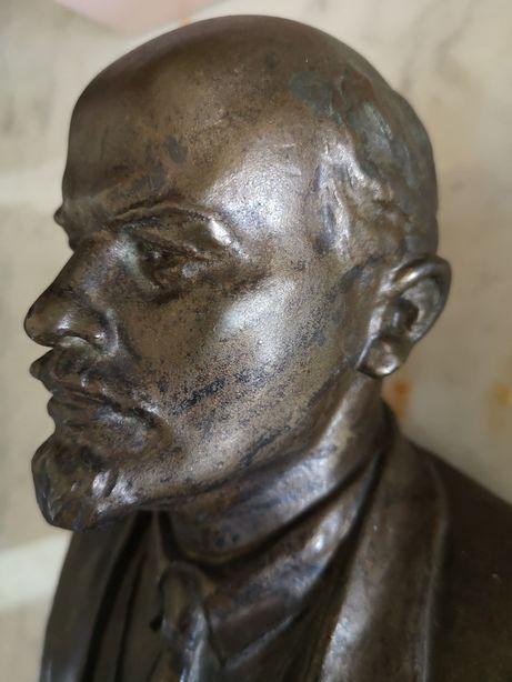 Busto em bronze Lenine assinado