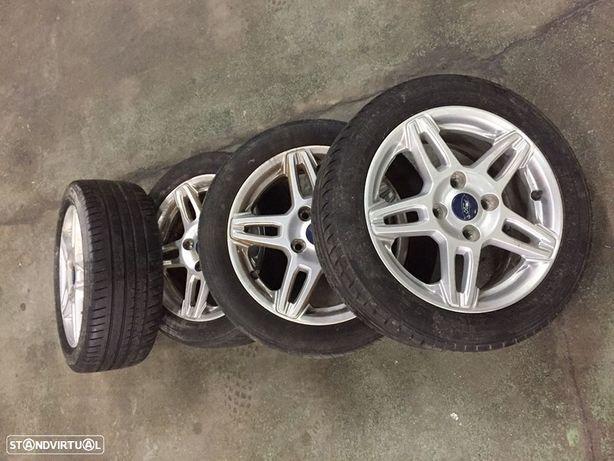 Jantes Ford Fiesta MK7