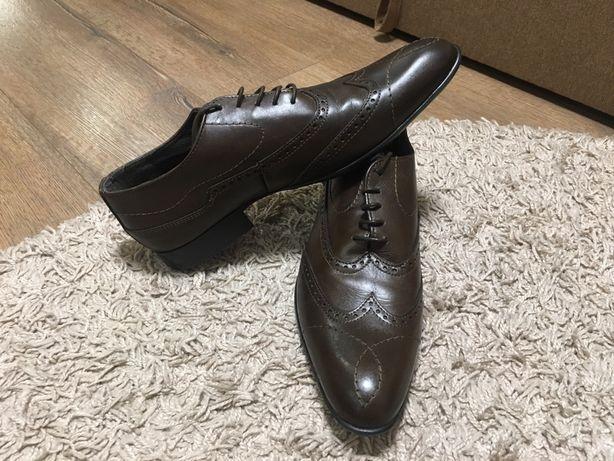 Продам туфли мужские lavorazione artigiana