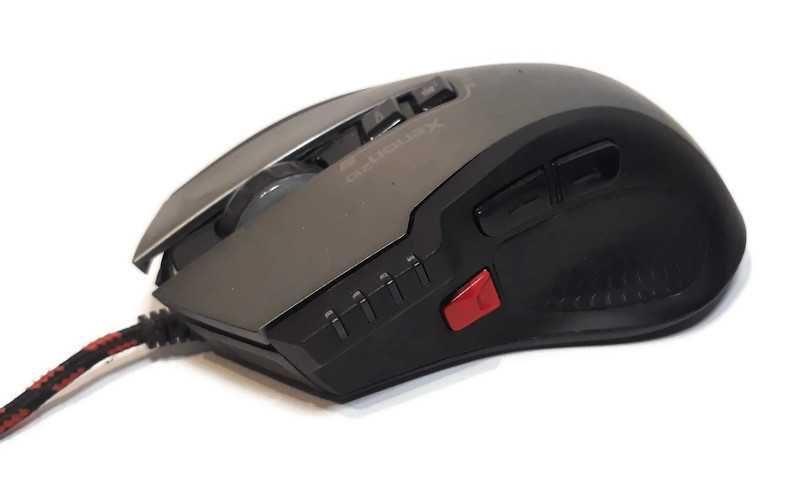 Myszka przewodowa Genesis NMG-0904 sensor optyczny