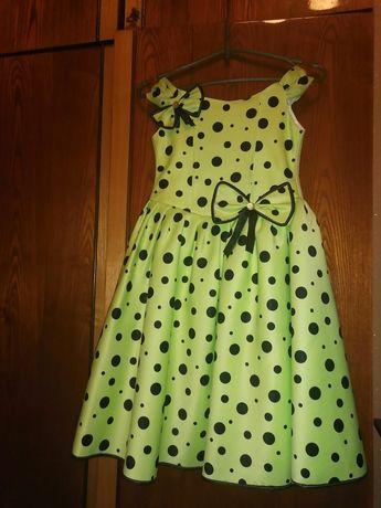 Платье на маленькую принцесску
