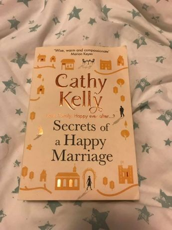 Secrets of a happy marriage, Cathy Kelly po angielsku