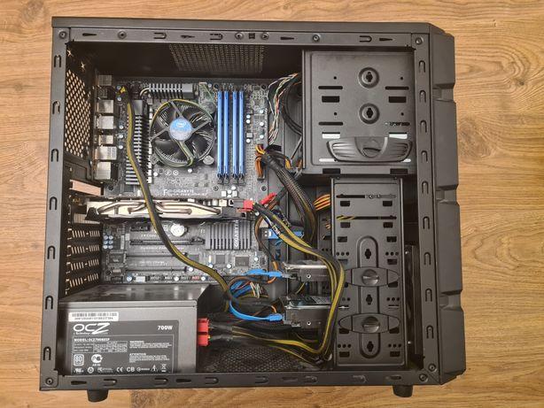 Komputer Intel i5 3,3GHz, 16GB RAM, GTX 560TI, WD 2TB