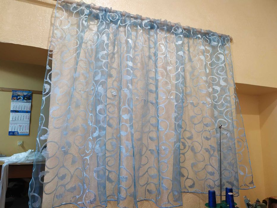 Гардина   на окно Бердянск - изображение 1