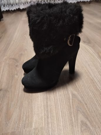 Продам ботинки( осень-весна, теплая зима)