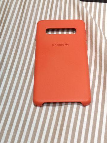 Capa Samsung S10 Oficial de Silicone