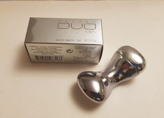 Azzaro Duo men edt 5ml miniaturka miniatura perfum