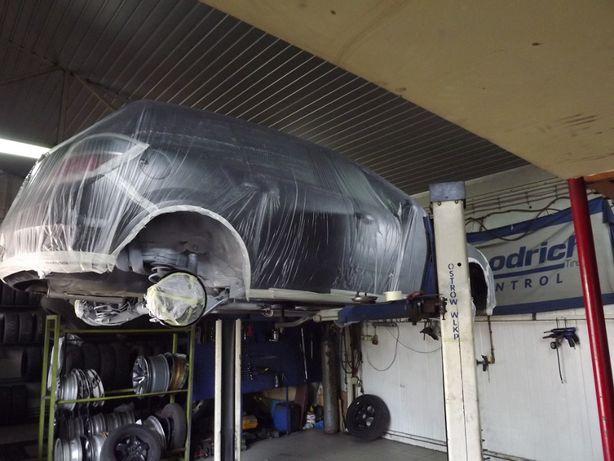 Konserwacja podwozia, zabezpieczenie antykorozyjne samochodu Krosno